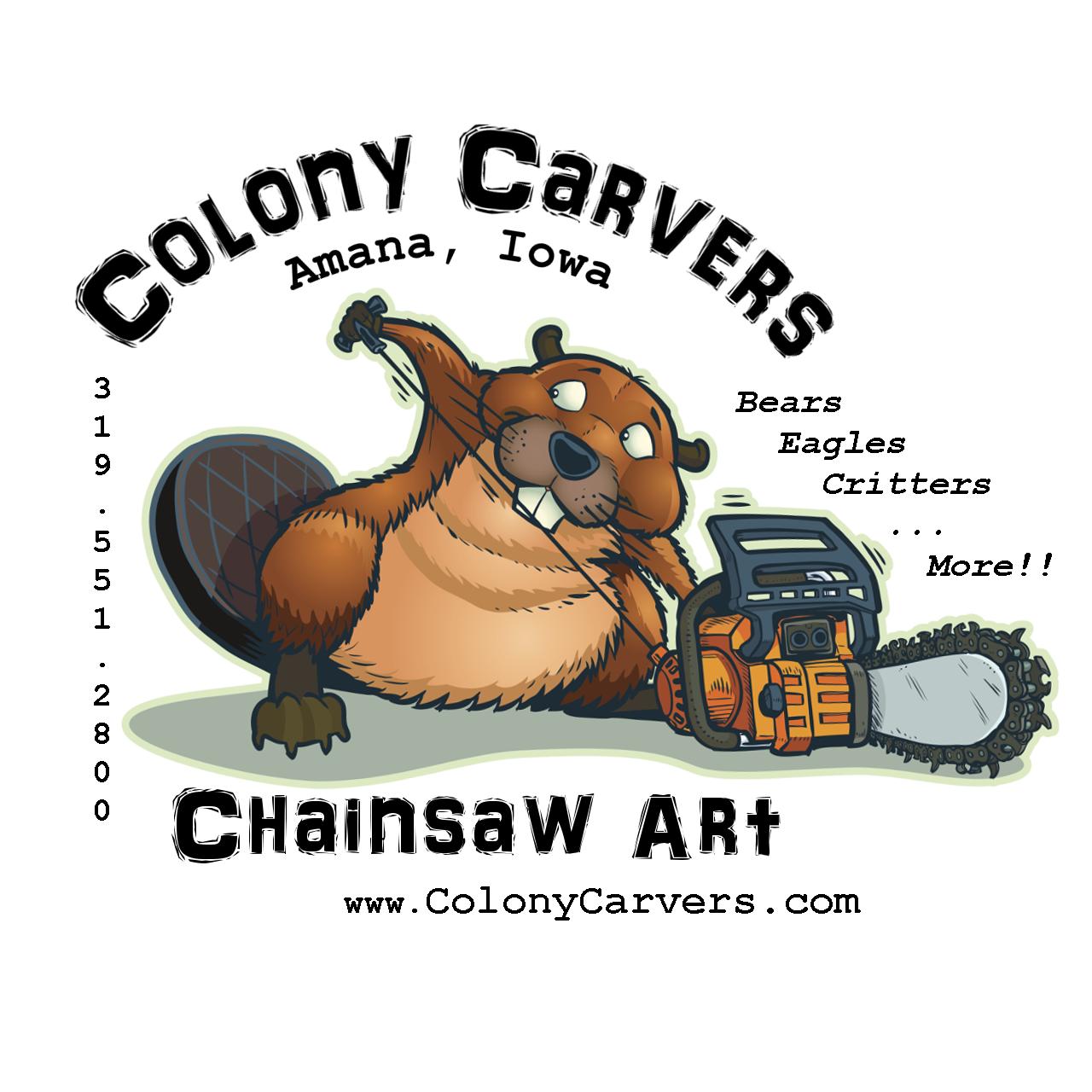 Colony Carvers